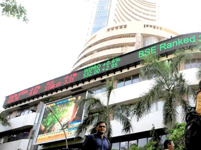 Sensex snaps 6-day winning streak, slides 171 points