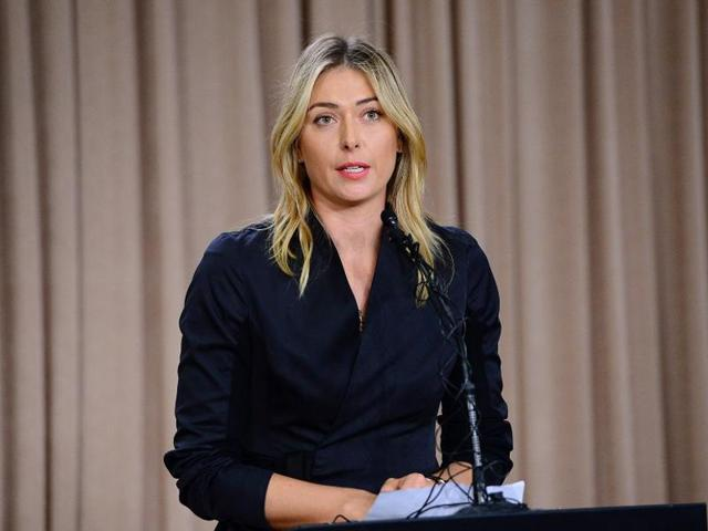 Your words put a smile on my face: Sharapova thanks fans on Facebook