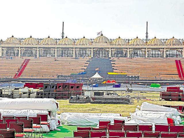 An event by Art of Living has become mired in controversies following objection by environmental activists. The NGT has fined the organisers Rs 5 crore.