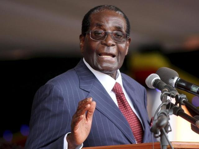 Zimbabwe President,RObert Mugabe,Mugabe pulls out of AoL