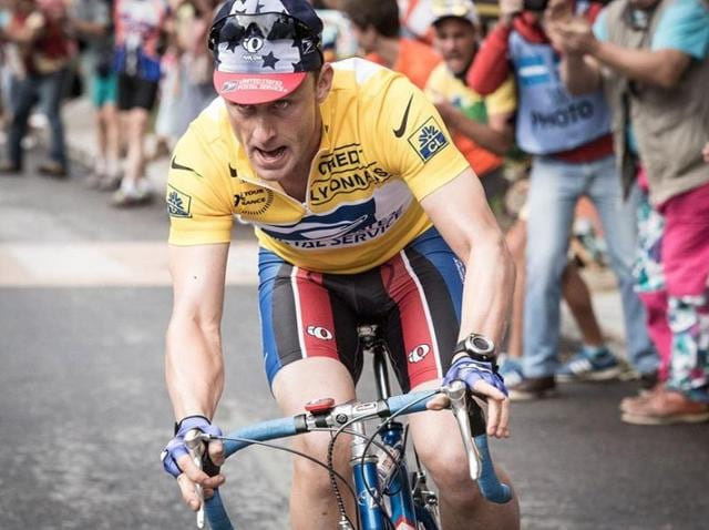 Stephen Frears' The Program, about the rise, and dope-induced fall of Lance Armstrong is a frustrating picture.