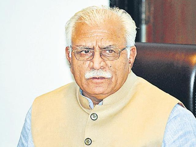 """Terming it """"unfortunate"""", Khattar said Badal's statement, after the Supreme Court had begun hearing on the Presidential reference regarding the Punjab Termination of Agreement Act 2004, was """"disappointing and driven by purely political considerations""""."""