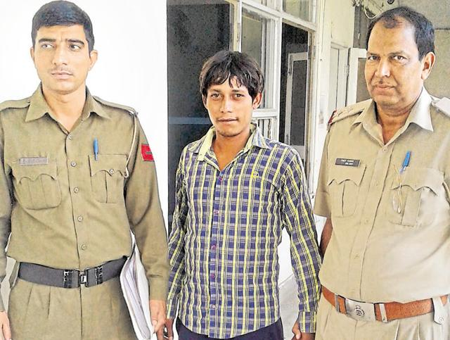 The accused, Sandeep, was popularly called 'time pass' by his neighbours in Gurgaon's Naharpur village, according to the police.