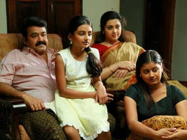 Drishyam starring Mohanlal and Meena was written and directed by Jeethu Joseph. It was first made in Malayalam and then remade in Tamil and Hindi.