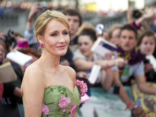 JK Rowling,Harry Potter,Pottermore