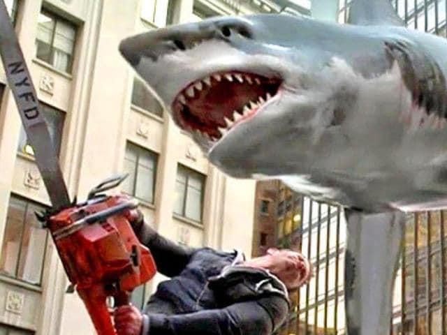 Sharknado,Sharknado 4,Sequel