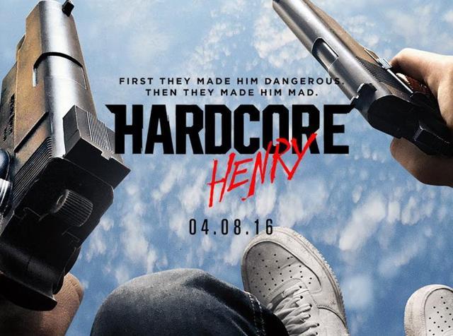 Hardcore Henry,Hardcore Henry Trailer,Hardcore Henry India