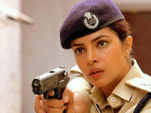 Priyanka Chopra plays IPS Abha Mathur in Jai Gangaajal. (YouTube)