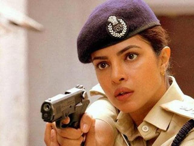 Priyanka Chopra plays IPSAbha Mathur in Jai Gangaajal. (YouTube)