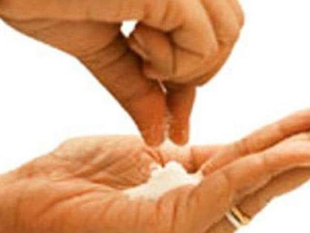 Jalandhar,iodine salt,Bara Pind