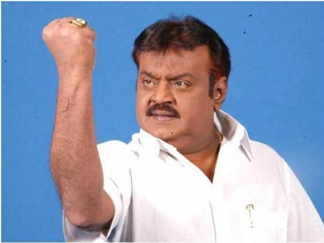 DMDK chief Vijayakanth  is not worried for he has decimated his enemies countless times in the past.