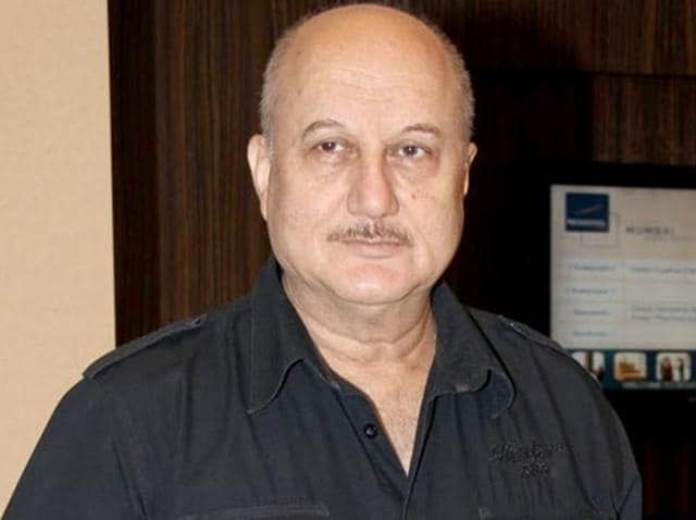 Bollywood actor Anupam Kher said on Friday authorities at New Delhi's Jawaharlal Nehru University have refused to screen his film Buddha in a Traffic Jam and accused the university of stifling freedom of speech and expression.