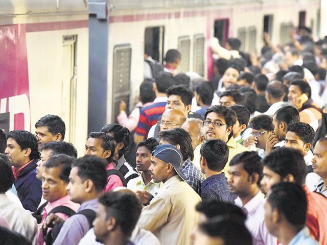 Human chains, distributing roses to offenders, constant warnings through announcements and banners are some of the measures tried by the railway police to keep commuters away from the crossing.