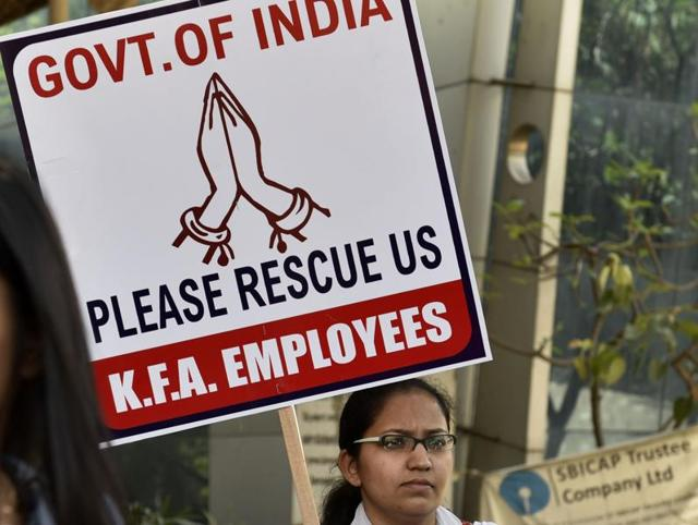 Former Kingfisher employees urge the Prime Minister to intervene in their protest against Vijay Mallya and KFA