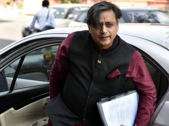 Shashi Tharoor,Section 377,Homosexuality