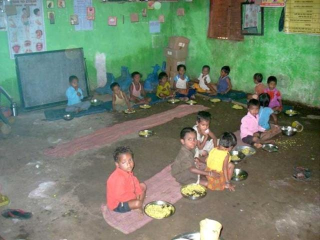 The incident took place at Munjgawa village of Katni district where reportedly 123 people had food at an Anganwadi centre on Thursday.