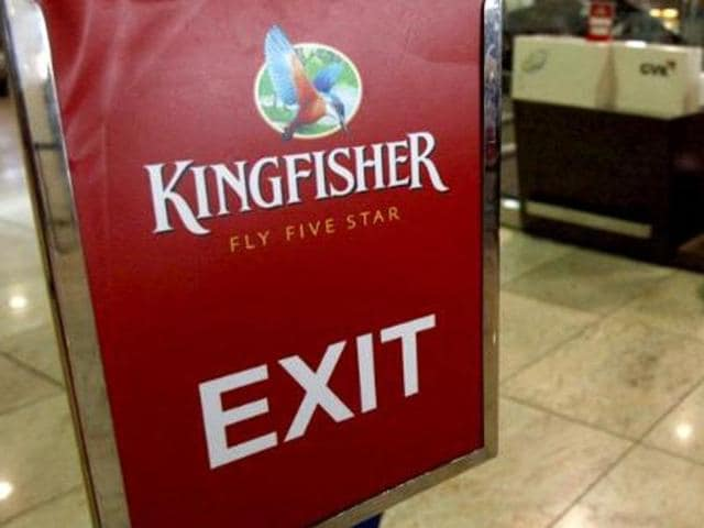 Kingfisher Airlines' CFO, A Raghunathan was questioned by the Enforcement Directorate in Mumbai onFriday.