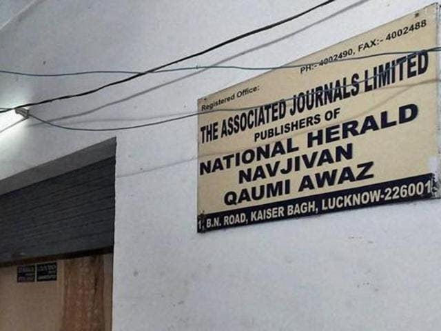 National Herald case
