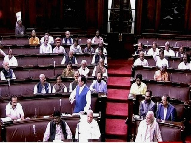 The Opposition has cautioned the ruling side it will not allow the passage of any bill in the Rajya Sabha without a discussion.
