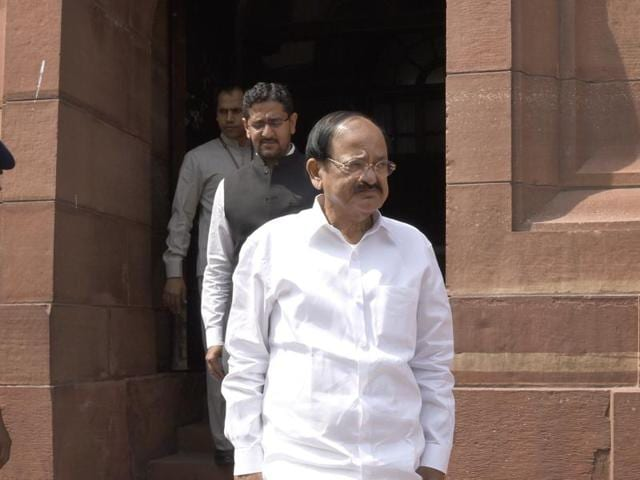 "Taking on critics, parliamentary affairs minister Venkaiah Naidu said: ""It is a prestigious event for India. India's prestige is at stake in the event. No body should politicise the event."""