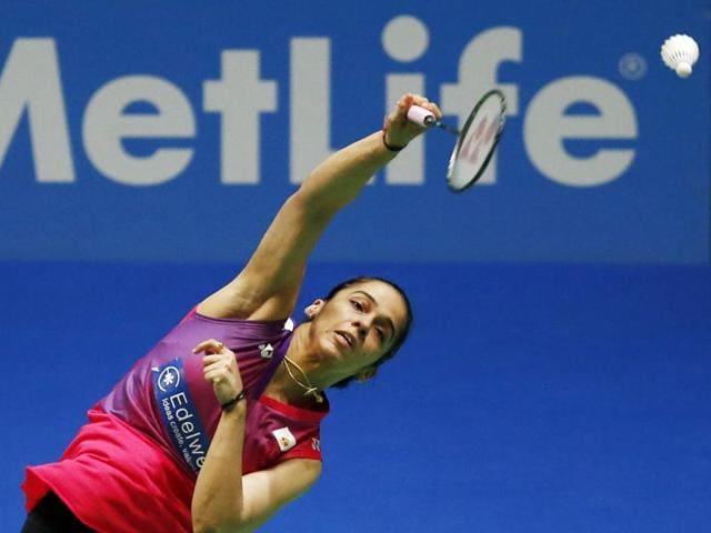 All England Open,Saina Nehwal,Busanan Ongbumrungphan