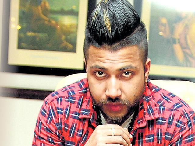 Popular Punjabi rapper Sukhe believes rap is poetry with a flow.