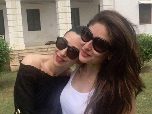 Kareena Kapoor says she is protective about her sister.