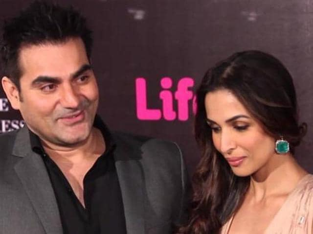The two recently hosted a TV reality show, Power Couple on Sony Entertainment Television, together. However, Arbaaz was often left on his own as Malaika would repeatedly leave to tend to other commitments.