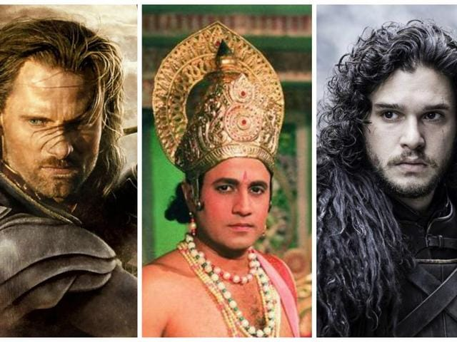 They're remaking a Ramayana that will challenge LoTR, GoT
