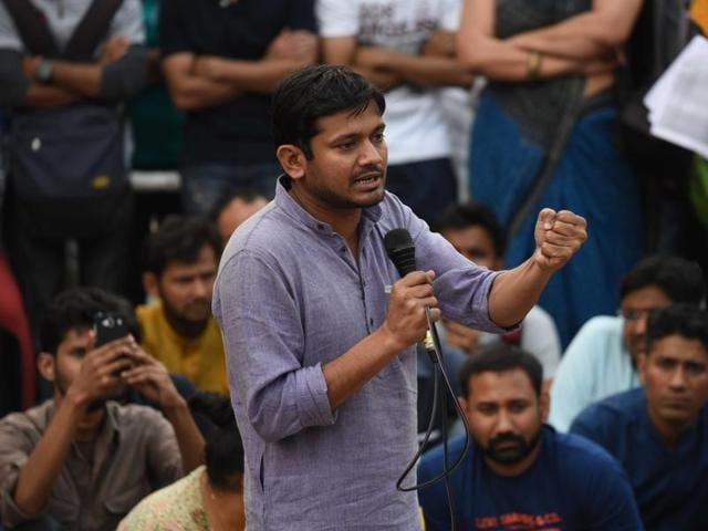 The paradox is that Kanhaiya Kumar's greatest opponents have almost literally made him