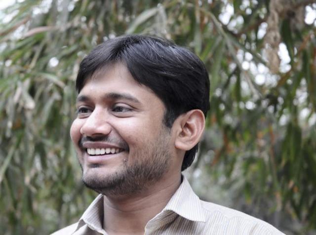 Kanhaiya Kumar,Hip Hip Hurray,Shama Sikandar