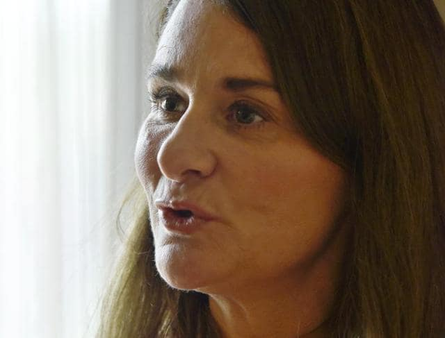 Co-founder of the Bill and Melinda Gates Foundation, Melinda Gates talks to HT about health and the efforts of her organisation for the same in India in New Delhi , India(Saumya Khandelwal/ Hindustan Times)