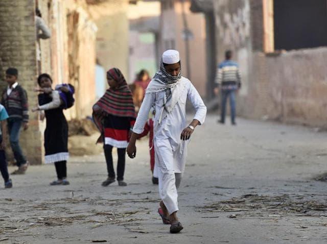 Muzaffarnagar riots,2013 Muzaffarnagar riots,Inspector Prabal Pratap Singh