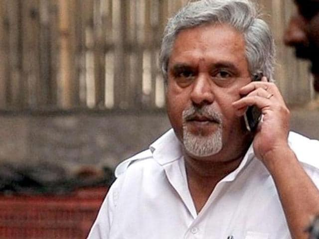 File photo of Rajya Sabha MP and Kingfisher Chairman Vijay Mallya.