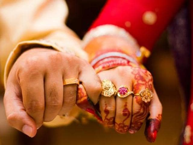 Patiala,Guru Nanak Nagar,Inter-caste marriage