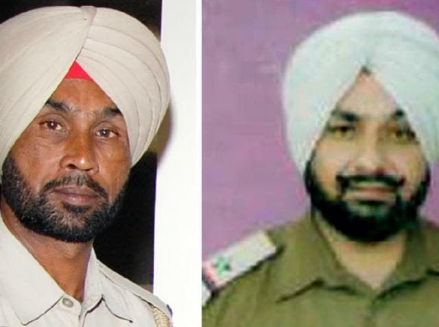 The accused cops — assistant sub-inspector (ASI) Jarnail Singh, who was then the in-charge of Nathuwal police post; and head constable Jasbir Singh — were arrested on September 6, 2013 after recovery of 168-kg poppy husk, 66 bottles of liquor and Rs 46,000 from the police post.