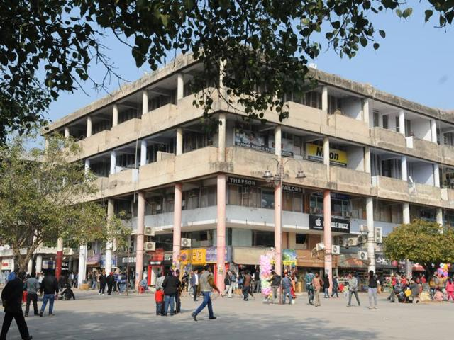 Sector 17,Municipal Corporation,finance and contract committee
