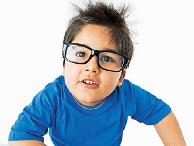Myopia,Indian children,School children