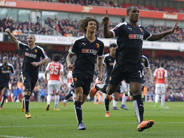FA Cup,Watford,Arsenal
