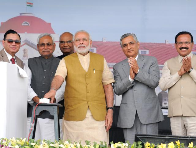 Prime Minister Narendra Modi,Judiciary,Pending court cases