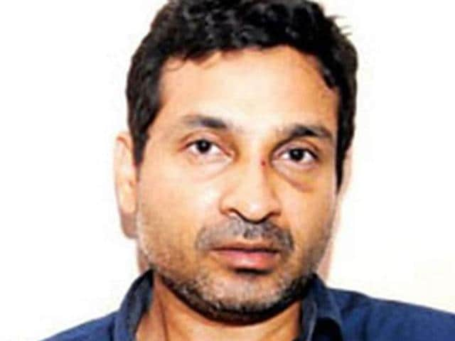 Kerala businessman Mohamed Nisham ran his Hummer into a guard to pin him against a wall for a delay in opening the gate to his luxury apartment building.