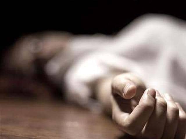 A man beat a woman to death mistaking her for a ghost.