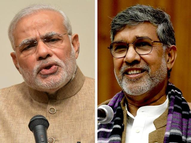 Satyarthi in a letter to PMModi said that the 'Make in India' programme is a great move, but it also exposes a serious weakness of the country.
