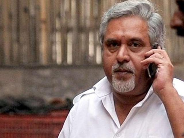 File photo, Indian businessman Vijay Mallya. India's government has been accused of