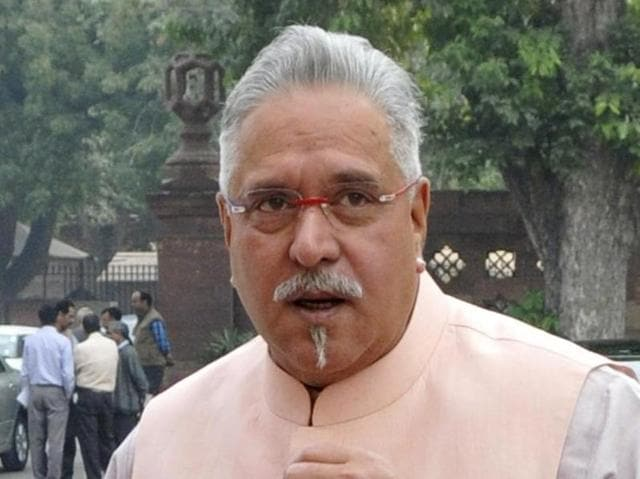 Mallya left for the United Kingdom on March 2.