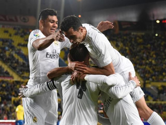 Carlos Henrique Casemiro's late winner secured the 2-1 win for Real Madrid.