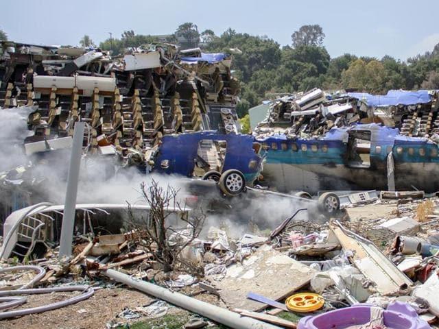 Bolivia plane crash