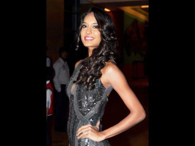 Lisa Haydon came into limelight after the success of Queen. (PTI Photo)