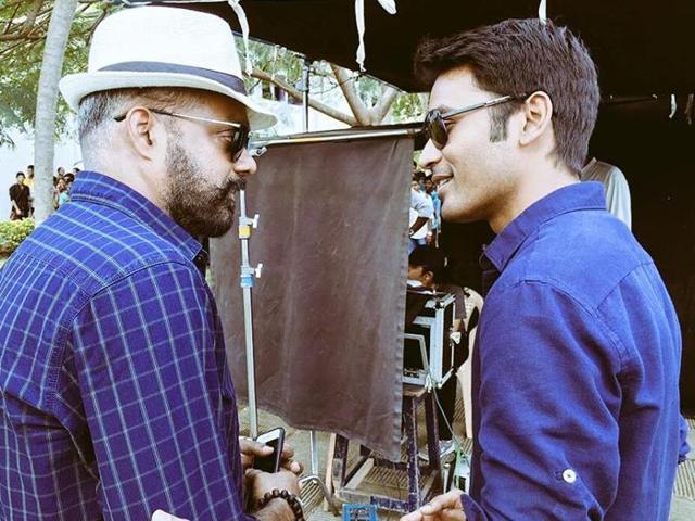 Ennai Nokki Paayum Thota,Dhanush Gautham Tamil film