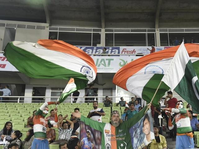 The Indian cricket fan the world over is recognised for his astonishing display of lung power and flag waving to support his team.
